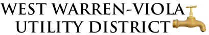 West Warren Viola Utility District Logo