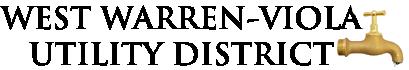 West Warren Viola Utility District Logo